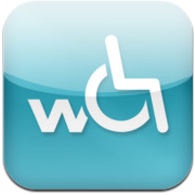 Logo application WC accessibles