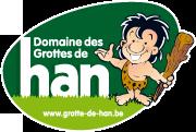 Logo du Domaine des Grottes de Han