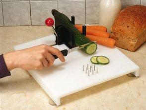 Planche de cuisine adaptée